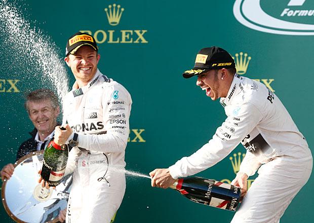 Velká cena Austrálie F1 2015: Úvodu sezóny dominoval Mercedes