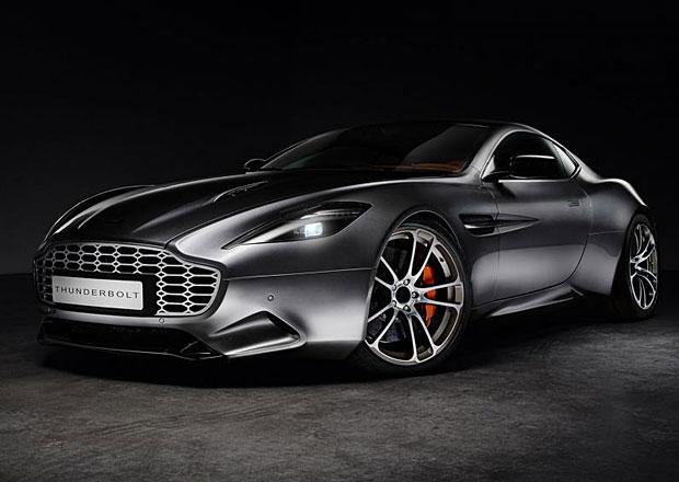 Fisker Thunderbolt: Aston Martin Vanquish v novém kabátě