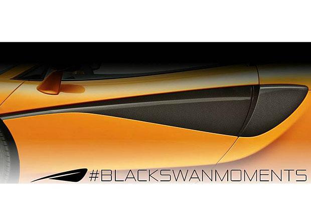 McLaren Sports Series se dále odhaluje, ukazuje dveře