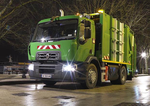 Renault Trucks uvádí model D Wide CNG Euro 6
