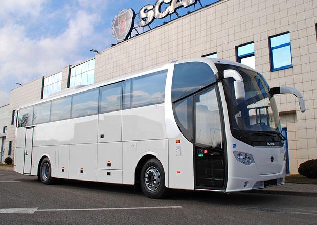 Scania OmniExpress 360 pro Jedličkův ústav a školy