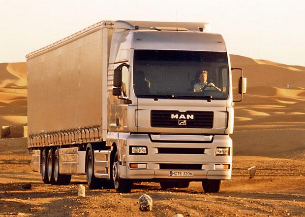 MAN: 100 let n�kladn�ch vozidel a autobus�