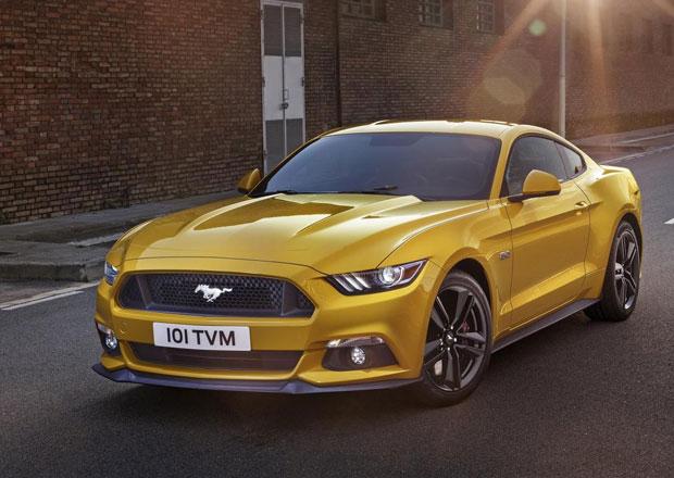 Ford Mustang má v Evropě půl milionu potenciálních klientů. Za měsíc!