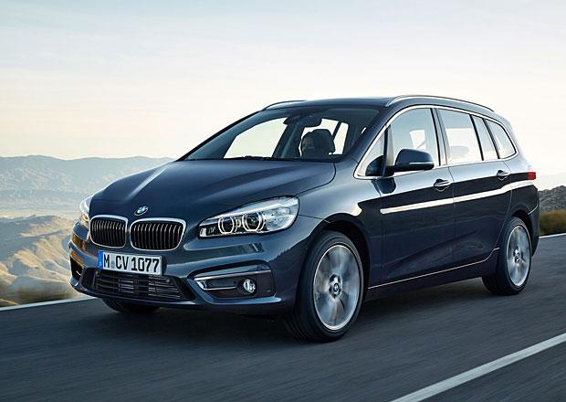 BMW 2 Gran Tourer: Na českém trhu v základu od676.000 Kč