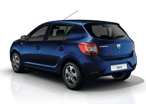 Dacia Sandero Celebration: Bohat� v�bava za 260.900 K�