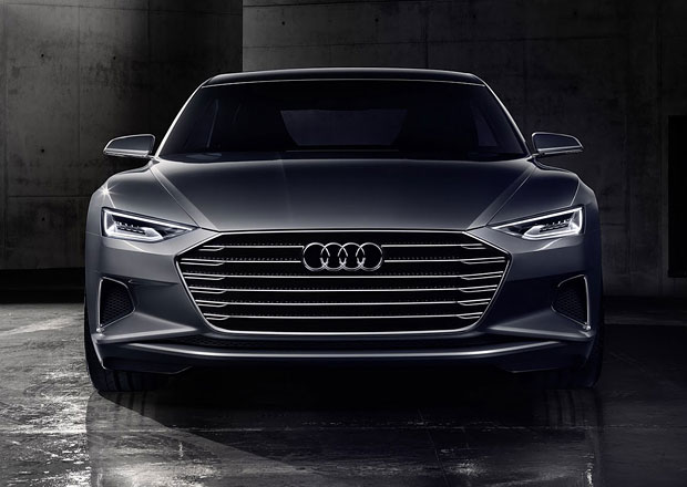 Audi A8 bude m�t rok zpo�d�n�
