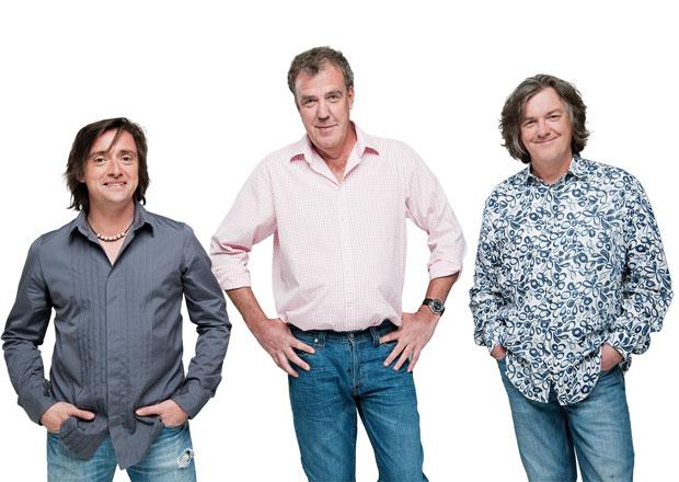 Top Gear: May a Hammond nechtějí bez Clarksona pokračovat
