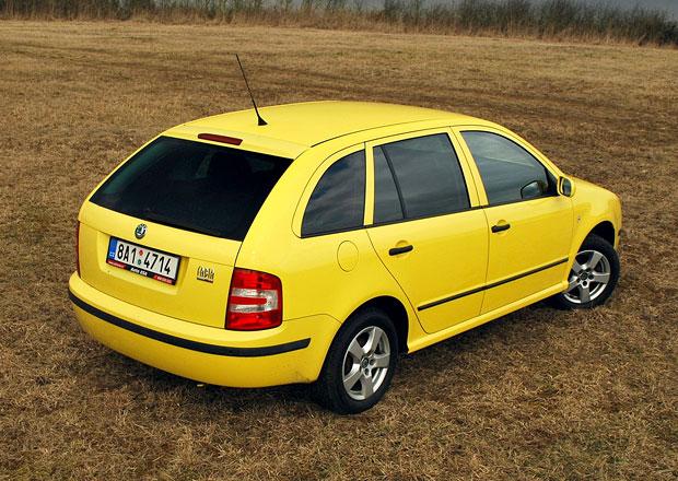 1ff4da278ca Diskuse k článku  Ojetá Škoda Fabia Combi 1. generace  1.4 MPI je ...