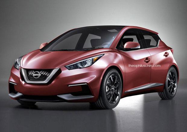 Nissan Micra: Možná podoba páté generace