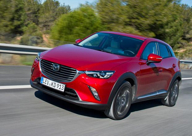 Mazda CX-3: Jízdní dojmy ze Španělska