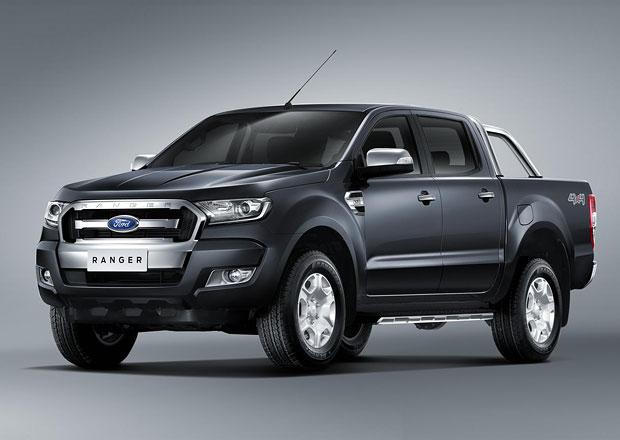 Modernizovan� Ford Ranger: Lep�� efektivita a v�ce bezpe�� (+video)