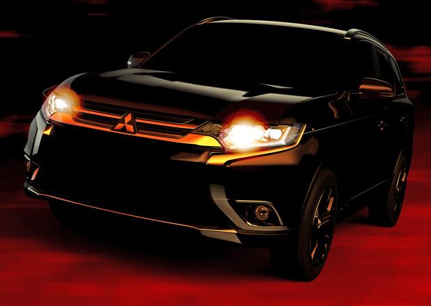 Mitsubishi Outlander III: Modernizované provedení se ukáže 2. dubna