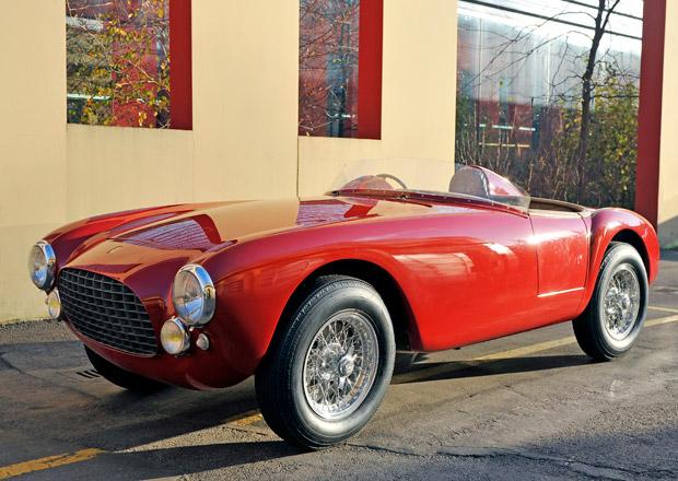 Ferrari Classiche zrenovovalo vz�cn� model 212 Export Coupe Vignale