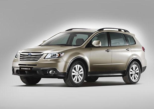 Subaru Tribeca může vypadat jako zvětšený Outback