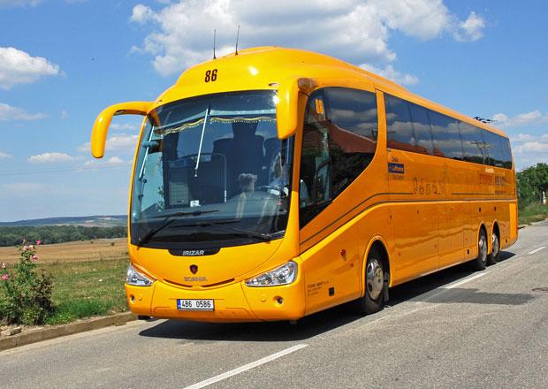 Autobusy Student Agency přepravily rekordní počet cestujících