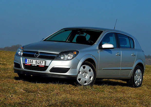 Ojetý Opel Astra H: Motory jsou OK, pozor však na elektroniku