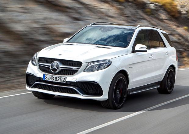 Mercedes-Benz GLE: Nástupce třídy M je tady