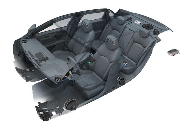 Cadillac CT6: První pohled do interiéru
