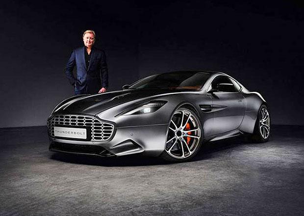 Aston Martin: Fisker Thunderbolt je neautorizovaná kopie