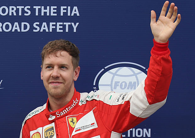 GP Malajsie F1 2015: Velk� v�t�zstv� pro Vettela a Ferrari