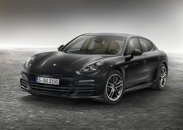 Porsche Panamera Edition: V prodeji od června za 2,38 milionu Kč