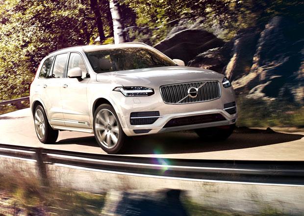 Volvo Car investuje 500 milion� dolar� do v�stavby tov�rny v USA