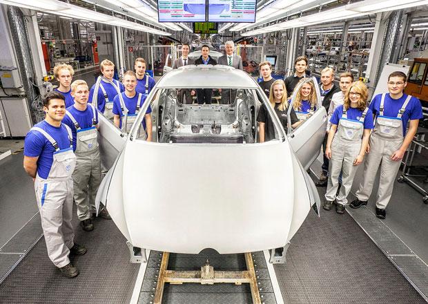 Volkswagen připravuje unikátní koncept Golfu pro sraz u Wörthersee