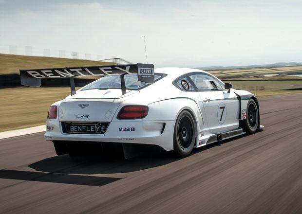 Bentley p�ipravuje produk�n� Continental GT s pohonem zadn�ch kol
