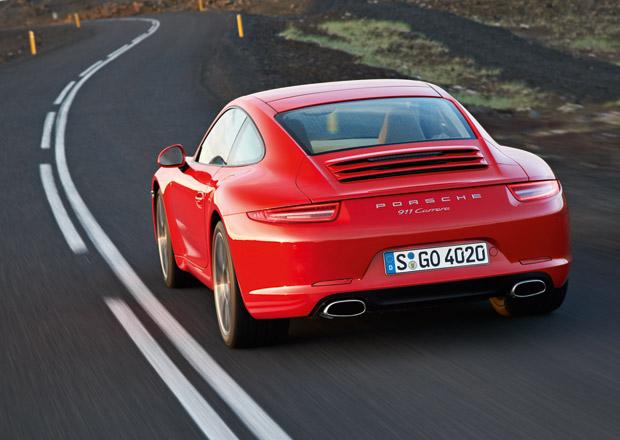 Porsche 911 Carrera dostane motor 2.7 turbo