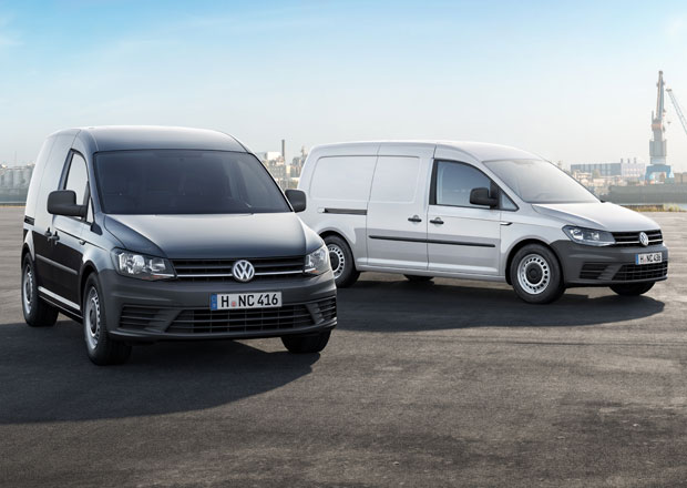 Volkswagen Užitkové vozy: Rekordní výsledky za rok 2014