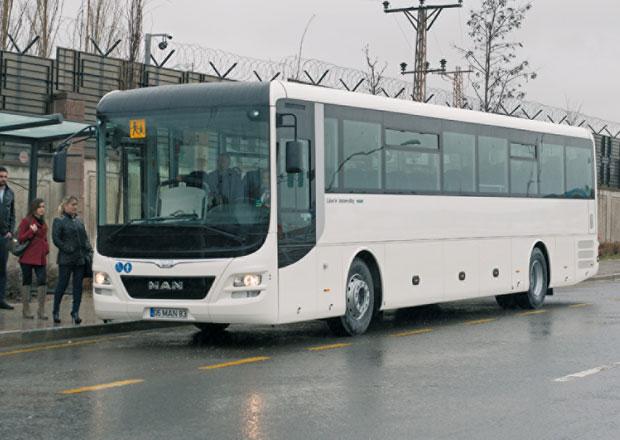 MAN Lion's Intercity: Novinka pro linkový provoz