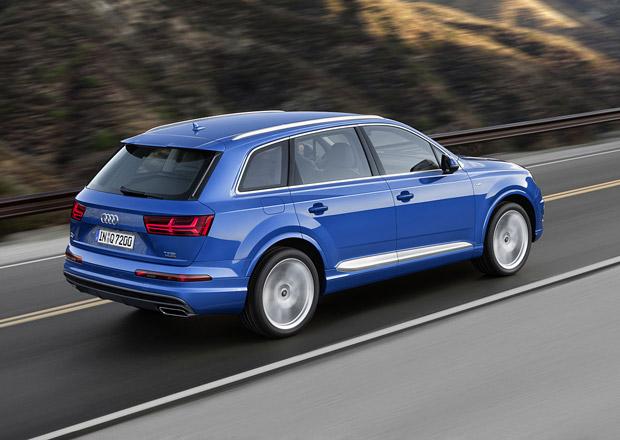 Audi Q7: Se šestiválcem 3.0 TDI za 1.579.900 Kč