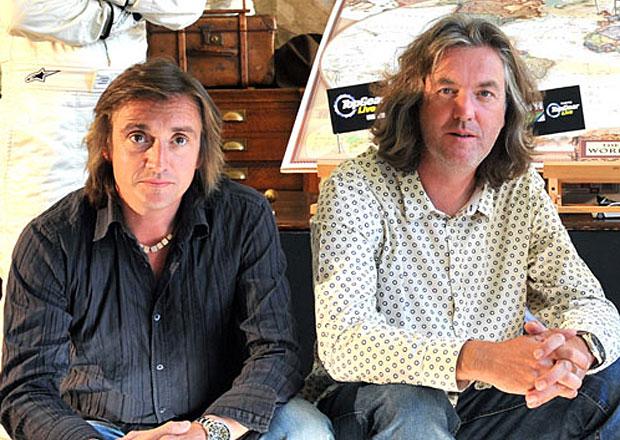 Richard Hammond aJames May již nepracují pro televizi BBC