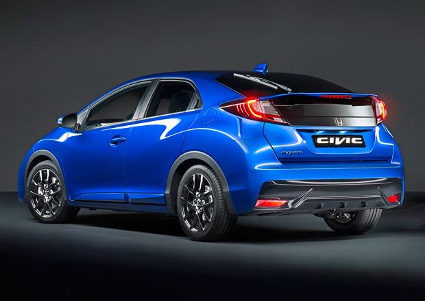 Honda Civic 5D se op�t stane glob�ln�m modelem