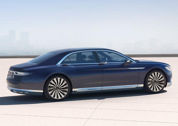 Šefdesignér Bentley: Lincoln Continental kopíruje náš Flying Spur