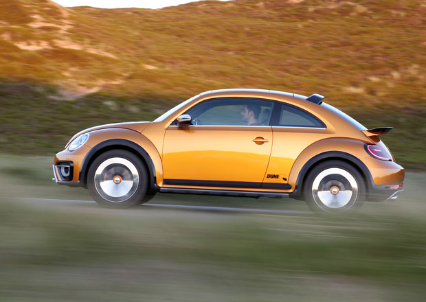 Volkswagen počítá s další generací Beetlu, vyrábět bude i koncept Dune