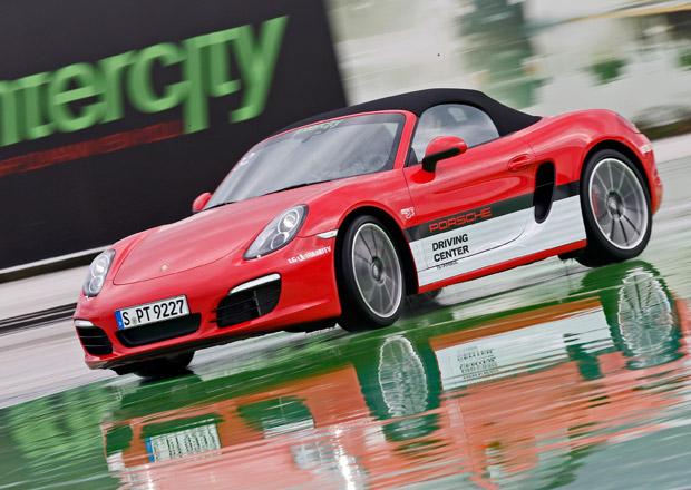 Driving Academy: Protáhli jsme na okruhu ta nejlepší Porsche! (+videa)