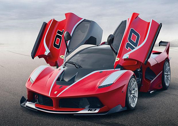 Video: Jak vznikalo okruhové Ferrari FXX K