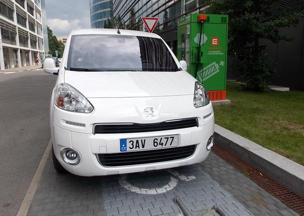 Peugeot Partner Electric: Klimatizace a topení