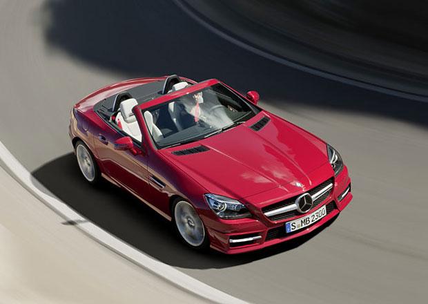 Mercedes-Benz SLK: Bude jeho nástupce předokolka?