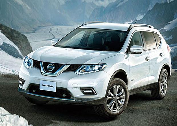 Nissan uvádí X-Trail shybridním pohonem