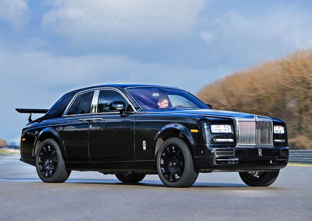 Rolls-Royce odhaluje projekt Cullinan