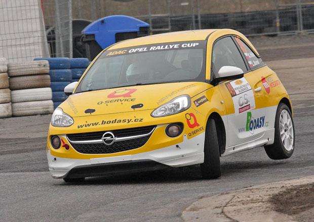 XTG Opel Adam Rally Cup startuje již tento víkend vrámci Valašské Rally