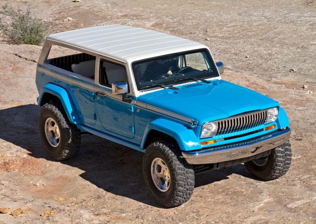 Easter Jeep Safari: Velikonoční koncepty Jeepu na nových fotkách