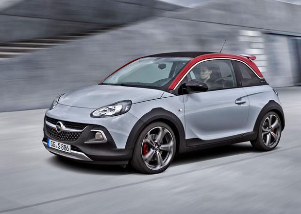 Opel Adam Rocks S: Nejsilnější z oplastovaných