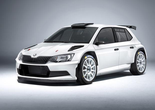 Škoda Fabia R5 pro rallye získala homologaci FIA