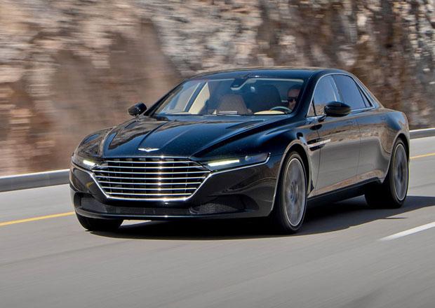 Aston Martin Rapide skončí. Nahradí ho nový sedan Lagonda