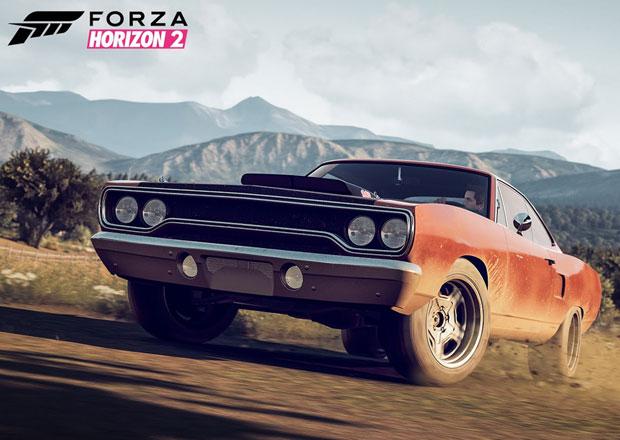 Osm aut z Rychle a zběsile 7 míří do hry Forza Horizon 2