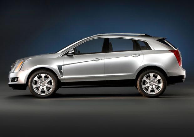 Crossover Cadillac XT5 se představí již tento podzim