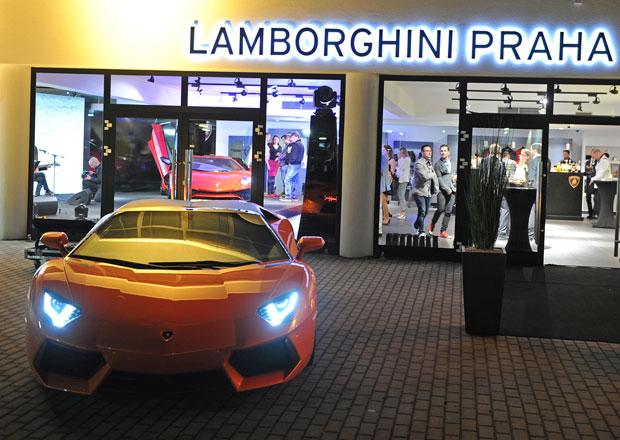 Lamborghini opět otevřelo oficiální zastoupení na českém trhu